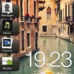 HTC Rhyme – Des captures d'écran de HTC Sense 3.5