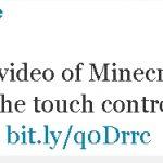 Minecraft Pocket Edition – Le 29 septembre pour tous