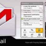 Mise à jour de l'application Gmail – Nouvelle version 2.3.5.2