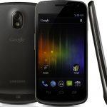 Galaxy Nexus – Annonce officielle du nouveau Google Phone
