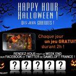 Gameloft – Un jeu gratuit tous les jours pour halloween