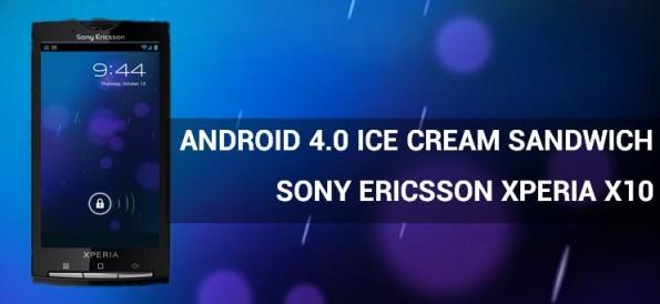 Какой Андроид 4.0 Поставить На Xperia X8