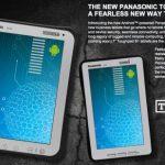 Panasonic Toughpad – La tablette sous Android des conditions extrêmes