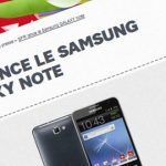 SFR – Galaxy Note, Galaxy Nexus et planning des mises à jour