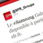 Samsung Galaxy Nexus – Disponible chez SFR le 15 décembre