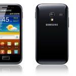 Samsung Galaxy Ace Plus – Ce qu'il a de plus