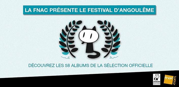 Angoul me 2012 l 39 application officielle du salon de la for Salon de la bd angouleme