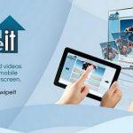Swipe-It Partager vos photos et vidéos en Wifi avec votre SmartTV Samsung
