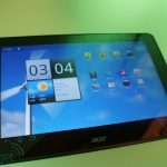 Acer Iconia Tab A700 – Prise en main #CES2012