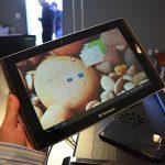 Lenovo LePad K2010 alias IdeaTab K2 – Une tablette sous Tegra3 #CES2012