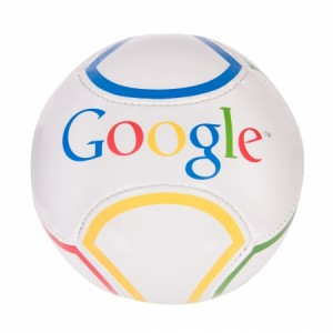 Goodies Ballon Google