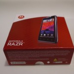 Motorola Razr – Le test Android France