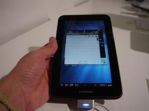 """Samsung Galaxy Tab 2.0 7"""""""