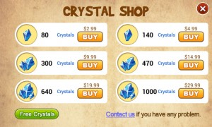 Cristal miracle city