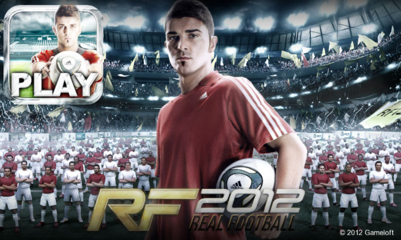 Real Football 2012 HD - захватывающий футбольный симулятор для портативных