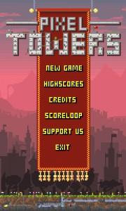 Accueil Pixels Tower