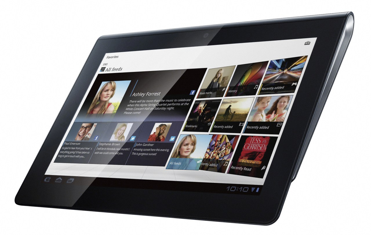 Sony Tablet S - Le root facile