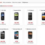 Le Samsung Galaxy S II disponible chez Free Mobile moins cher que prévu !