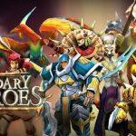 Legendary Heroes – Retrouvez le style Dota sur votre Android