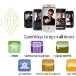 OpenWays – Du NFC pour transformer votre terminal en clé de chambre d'hôtel