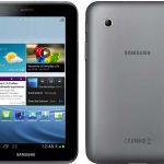 Samsung's Galaxy Tab 2 – Annonce officielle