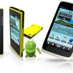 Viewsonic ViewPhone 4S, 4E et 5E – trois nouveaux modèles sous Ice Cream Sandwich