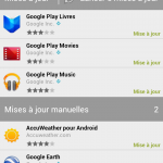 Google Play Movies, Books et Music arrivent en France !