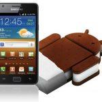 Samsung Galaxy S2 – Mise à jour maintenant !