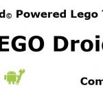 Lego Droid – Des lego Technics pilotés via Android [poisson d'avril]