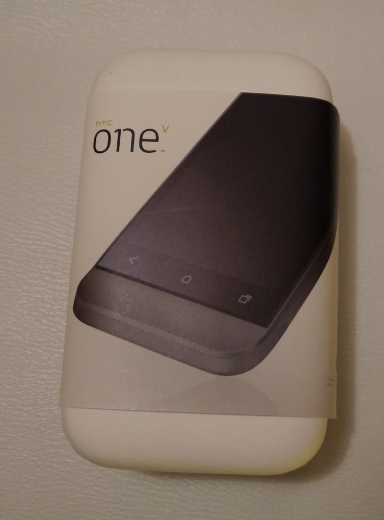 HTC One V - boite