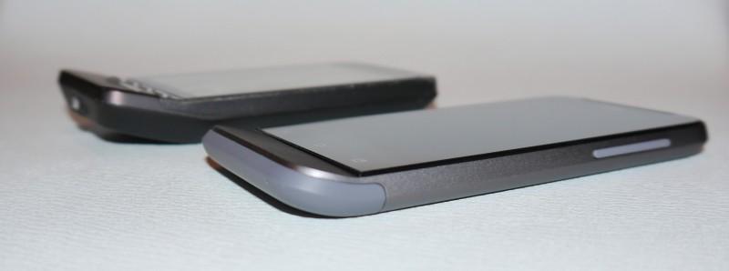 HTC One V vs HTC Hero