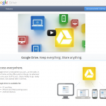 Google Drive est disponible !