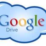 Google Drive arrive en avril avec 5GB d'espace de stockage gratuit