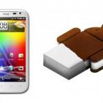 HTC Sensation – SFR met à jour ses terminaux en android 4.0 ICS