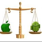 iPhone contre Android – Les vidéos comparatives !