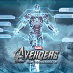The Avengers-Iron Man Mark VII – La BD intéractive