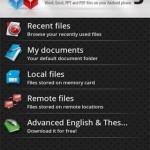 OfficeSuite Pro 5 – Baisse de prix !