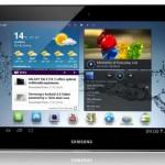 Samsung Galaxy Tab 2 – Prix et dates de disponibilité aux USA