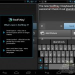 Swiftkey 3 – Nouvelle interface en version beta