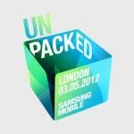 Samsung Mobile Unpacked 2012 – Suivez l'annonce du Samsung Galaxy S III sur votre Android