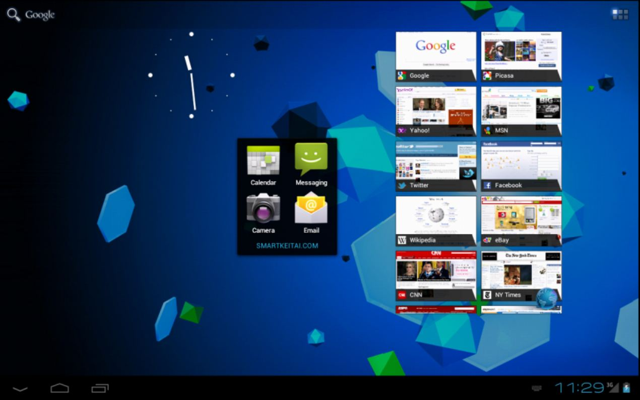 android 4.0 4 apps for tablet
