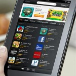 Tablettes Android – Le Kindle Fire largement en tête aux US