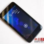 Alcatel OT-986 – Le smartphone français haut de gamme… pour la Chine