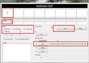 cómo rootear el samsung galaxy s3 3 300x214 Samsung Galaxy S3   Tuto pour Rooter son Galaxy S3 Android France
