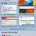 Firefox – Mise à jour de la version Android avec prise en charge du flash