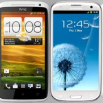 HTC One X vs. Samsung Galaxy S III – Les arguments choc de HTC !