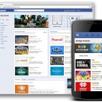 Facebook App Center – Le store d'applications