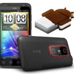 HTC Evo 3D – Mise à jour Android 4.0 ICS disponible