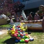 La statue Jelly Bean trône désormais devant le GooglePlex