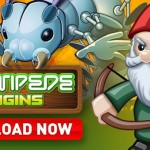 Centipede Origins – Le shoot'em up Atari disponible pour Android